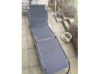 Garden lounger/recliner