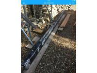 Catnic lintel steel