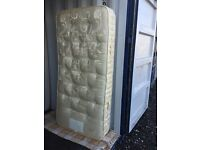 Single Luxury Mattress Nice Clean Condition, Free Delivery In Norwich,