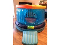 Early Learning Centre 'Bounce Zone' toddler trampoline
