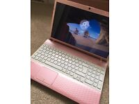 Sony Vaio Laptop (Pink) VPCEH2H1E