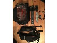 Sound Recordist Kit - Sound Devices 442 mixer, Sound Devices 744T, Petrol sound bag and harness+more