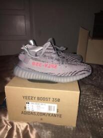 Adidas Yeezy Boost 350 V2 Beluga Size 9