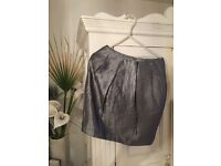 Coast Skirt Colour/Grey Size U.K 8