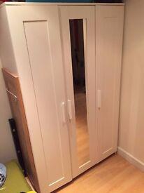 IKEA wardrobe with 3 doors