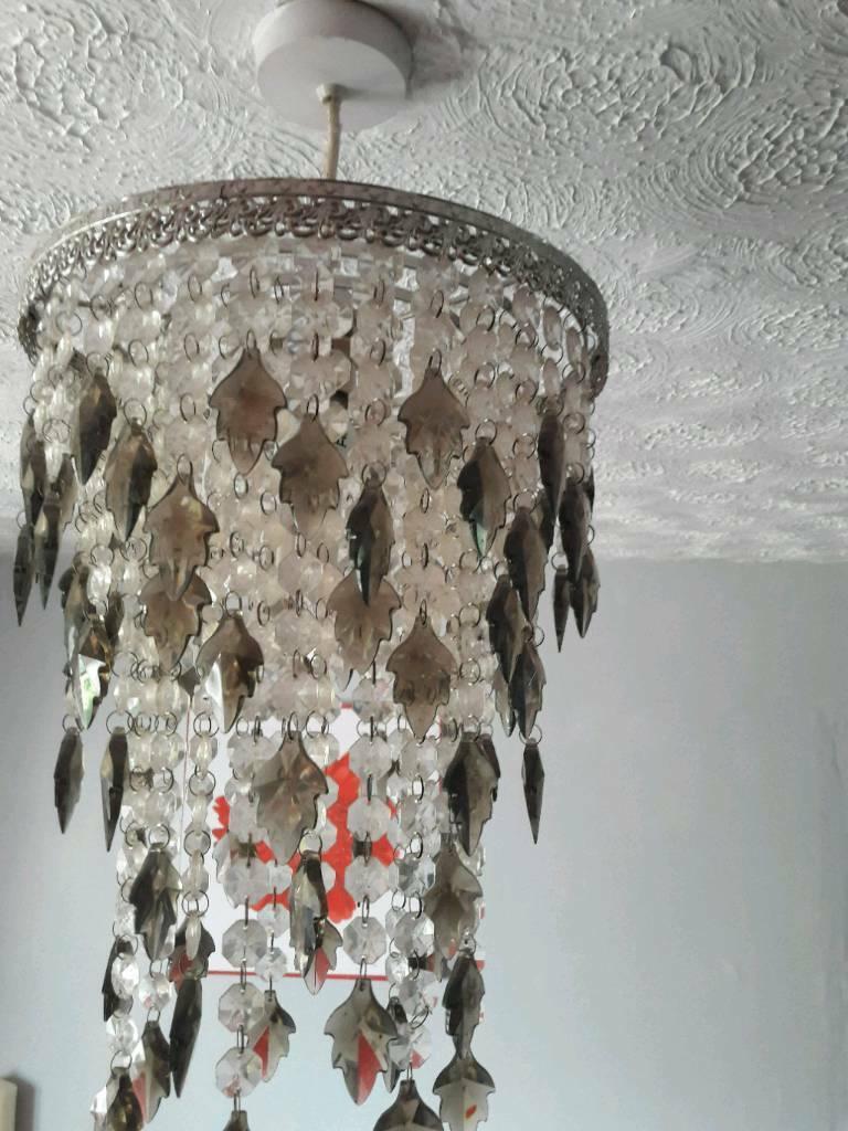 385efe561e0a Beautiful glass drop light shade. Kings Lynn ...