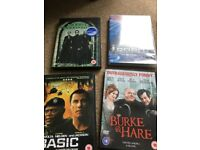 Selection of dvds all different genres £1 each or joblot £10