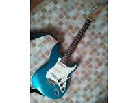 electric guitar Stagg strat style