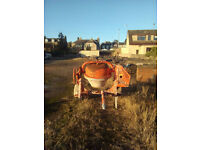 Cement Mixer: Belle Full Bag Fast Tow with Honda Petrol Engine
