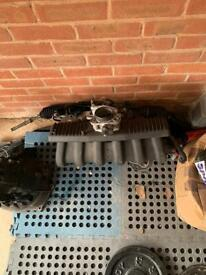 BMW 3.91 ratio differential + steering rack
