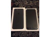 Apple IPhone 7 32GB Matte Black New