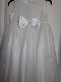 Stunning Marylebone Girls Dress Age 4-5 - Ideal For Wedding christening etc - brilliant condition