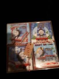BRAND NEW BOX OF THOMAS TANK CHRISTMAS CARDS