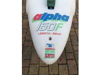 Windsurf Board / Board Only - Alpha 160F