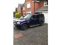 2010 Landrover Discovery XS in Bali Blue