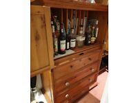 Solid wood drawers/cabinet furniture