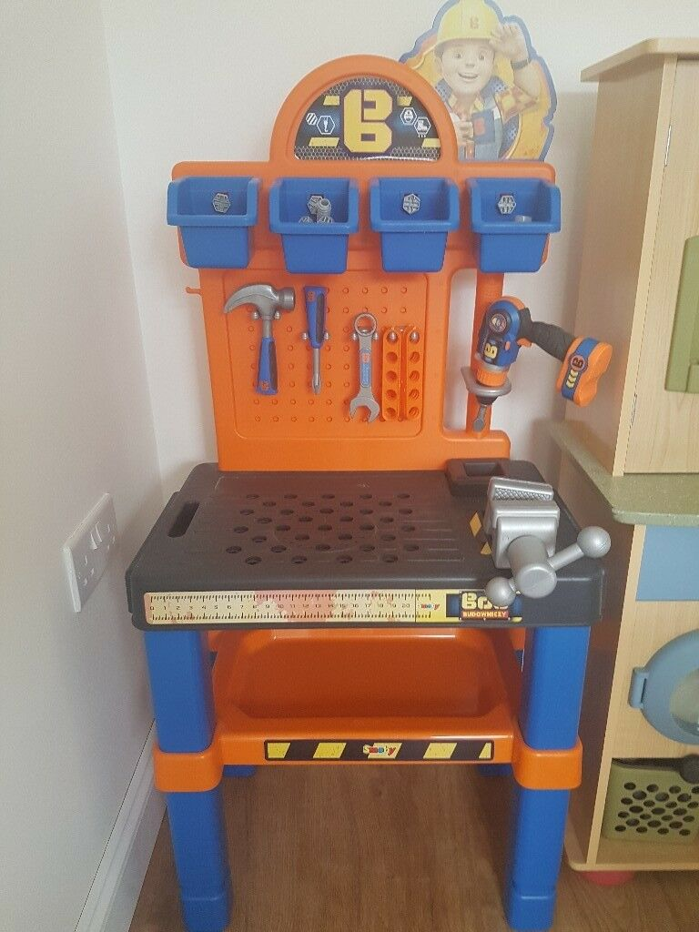 Enjoyable Bob The Builder Workbench In Billericay Essex Gumtree Gmtry Best Dining Table And Chair Ideas Images Gmtryco
