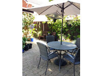 Outdoor 2Kw Electric heater for Parasol or gazeebo-