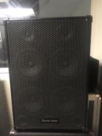 Portable PA Amplifier