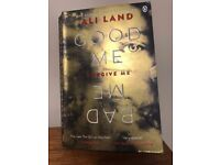 Ali Land - Good Me Bad Me. - read once. as new