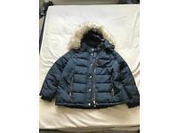 Blue Jacket Topshop Maternity
