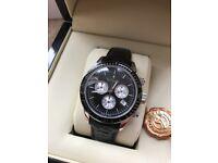 Dreyfuss & Co Sport Chronograph Watch - BNIB RRP £650