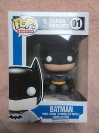 Batman Funko Pop Figure