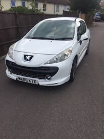 Peugeot 207 1.6 THP Sport XS 3dr OPEN TO OFFERS