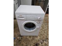 6 KG Bosch Washing Machine + Free Delivery