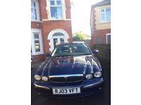 Superb Jaguar X Type for sale
