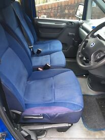 Fiat scudo combi,2ltr Diesel, 2004, 7 seater with wheelchair ramp