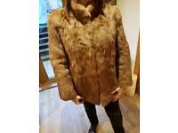 **£100** Vintage Designer Real Fur Coats