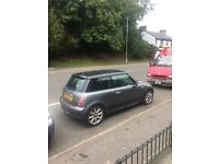 Mini Cooper S (breaking)