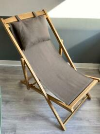 Made,com classic beach chair