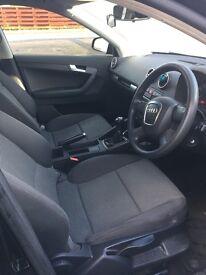 Audi A3 06Plate