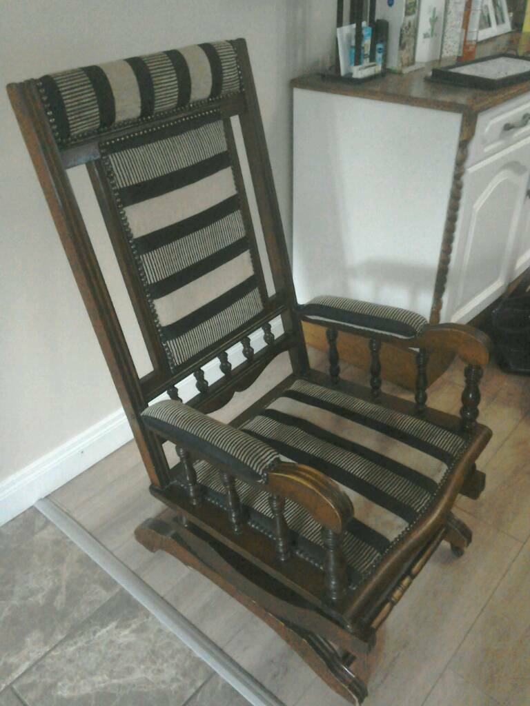 Vintage Rocking Chair For Sale In Magherafelt County Londonderry
