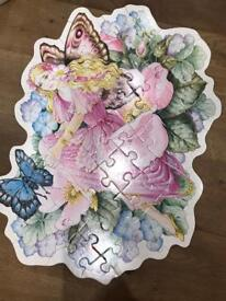Shirley Barber Floor Puzzle