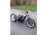 Honda VFR400 NC24 - Rolling chassis