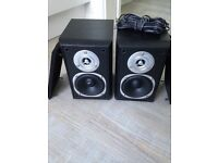 Eltax 60 Watts speakers x2