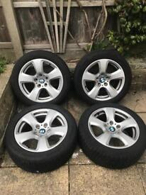 BMW 5 Series - Genuine Alloys 17