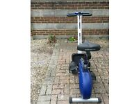 York Fitness 2 in 1 cycle
