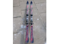 Head GX1 Radial Carbon Race 182cm Skis with Marker M41 Twincam Bindings