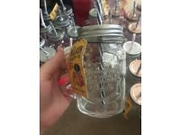 Mason Drinking Jars x 54