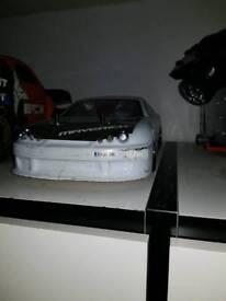 Maverick drift car