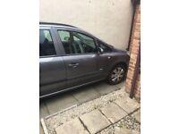 Vauxhall Zafira 2.2 AUTOMATIC