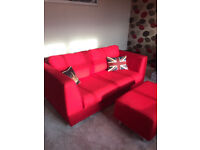 Double sofa bed - perfect condition.