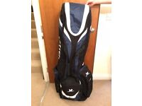 Letters Golf Travel Bag: Unused and Excellent Condition