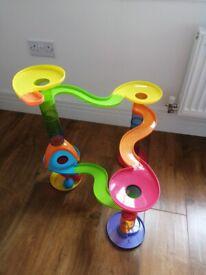 John Lewis Junior Ball Run Baby Toddler Activity Development toy mint boxed