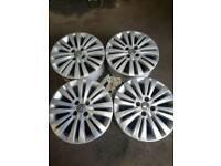 Vauxhall corsa alloys wheels 16inch