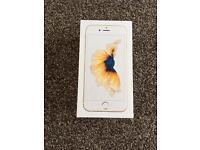 IPHONE 6S 16GB GOLD UNLOCKED BRAND NEW